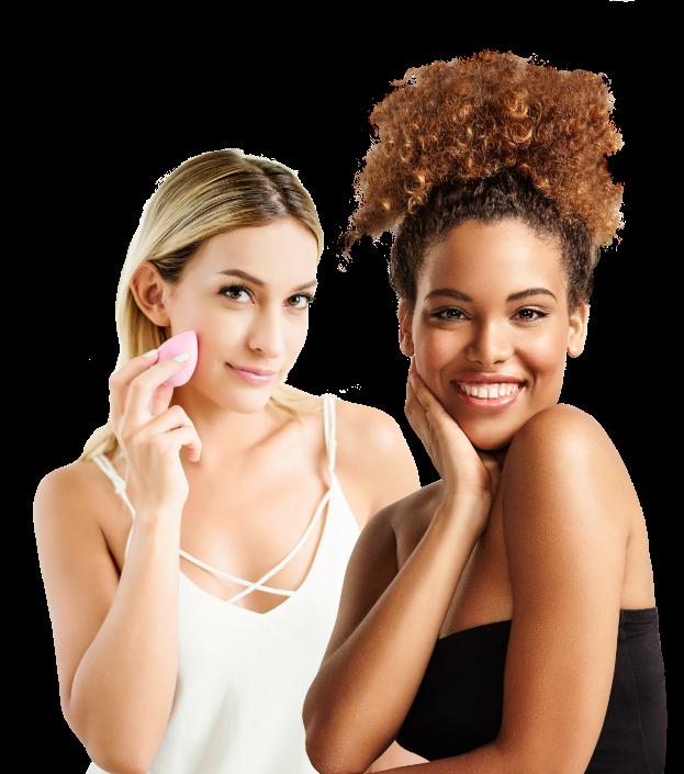 Máscara facial de hidrogel desenvolvida para uso após procedimentos dermatológicos - Integrated Skincare